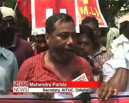Bandh troubles rail passengers in Odisha