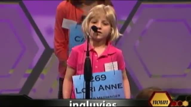 Spelling Bees Youngest Ever Doesnt Advance