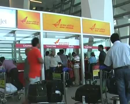 Air India pilots' strike enters second month