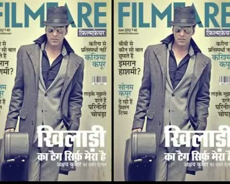 Bollywood's bold men on June magzine covers