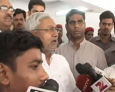 Land racket hits Bihar, Nitish orders probe