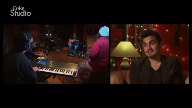 Coke Studio, Season 5, Episode 3 - Nindiya Ke Paar, Uzair Jaswal - BTS