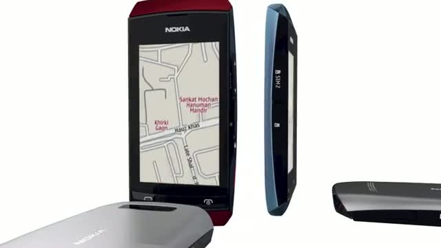 Nokia Asha 305 with Dual SIM - discover a fun way to stay in touch