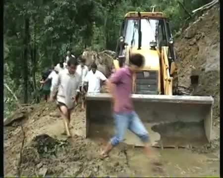 Landslide kills 7 in Sikkim