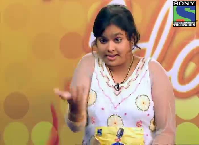 INDIAN IDOL SEASON 6 - BEST PERFORMANCES - EPISODE 3 - RITIKA RAJ, 16 YRS GIRL SINGING CLASSICAL IN KOLKATA AUDITION