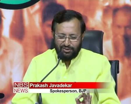 Modi has his way again, Sanjay Joshi quits BJP