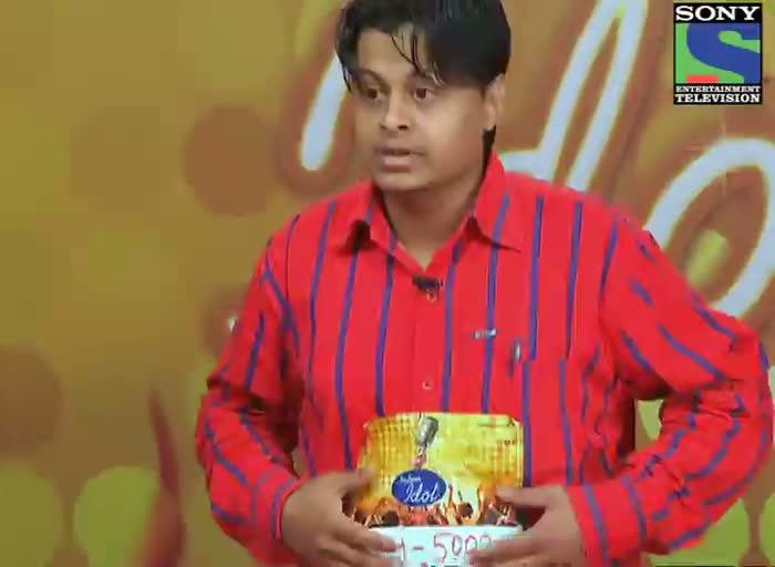 INDIAN IDOL SEASON 6 - EPISODE 4 - BEST PERFORMANCES - WAHEED NADEEM SINGING 'TERE NAINA' AT KOLKATA AUDITION