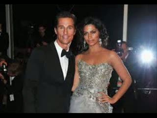 Matthew McConaughey To Marry Camila Alves This Weekend?