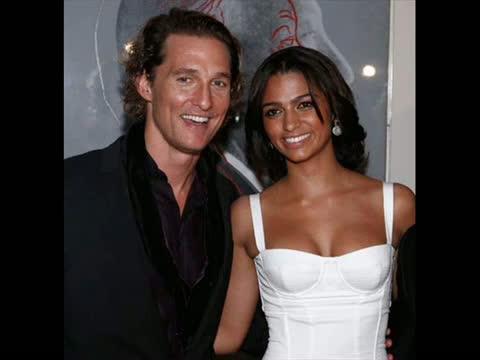 Matthew McConaughey Marries Camila Alves in Texas