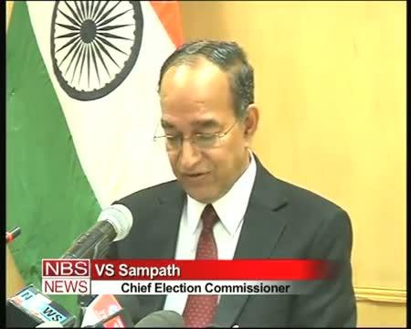 VS Sampath takes over as new CEC