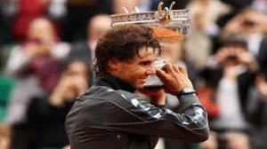 Rafael Nadal vs Novak Djokovic - French Open Final - Winner Rafael Nadal 2012 - Winning Moment