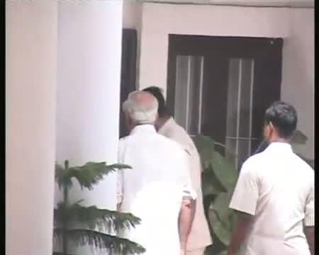 Jaswant Singh meets Mulayam Singh Yadav