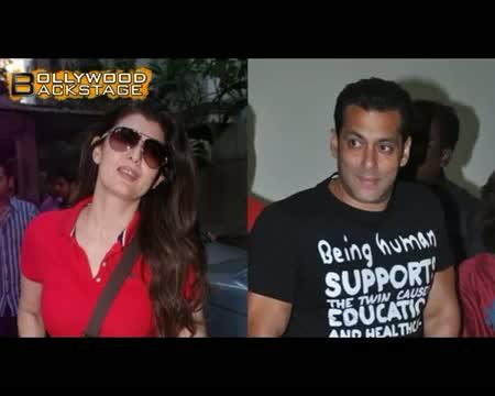 Salman Khan SPOTTED with ex- girlfriend Sangeeta Bijlani