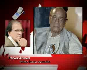 Ghazal legend Mehdi Hassan passes away