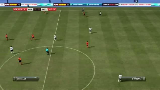 """Germany vs Netherlands"" (2-1) UEFA EURO 2012 13th June"