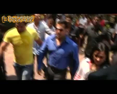 Salman Khan REFUSES to dance for DABANGG 2