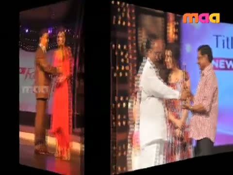 CineMAA Awards 2012 : Award Winners Exclusive First Look - Telugu Movie Cinema