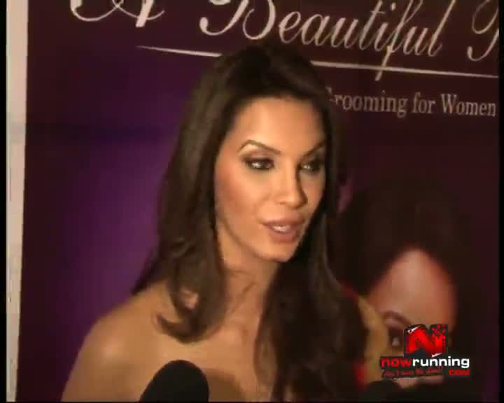 Diana Hayden launches her book A Beautiful Truth