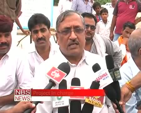 MP launches river lake link project in Bundelkhand