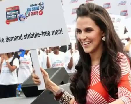Style Check Neha Dhupia in new style