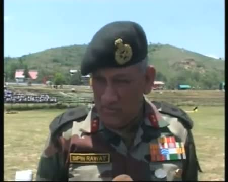 Army inaugurates mega event in Kashmir