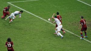UEFA EURO 2012 - Portugal Eliminates Czech Republic.