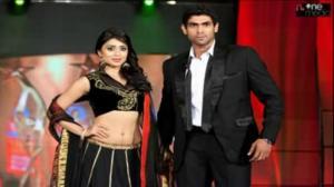 SIIMA Awardes 2012- Rana & Shriya At South Indian International Movie Awards In Dubai - Telugu Cinema Movies
