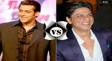 Bollywood Star Wars - Shahrukh Khan vs Salman Khan