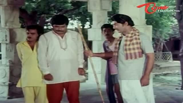 Funny Panchayati Punishment To Nuthan Prasad - Telugu Cinema Movies