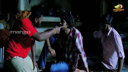 Allari Naresh & Sasi Kumar Surprise Their Friend - Sangarshana Movie Scenes - Allari Naresh, Sasi Kumar - Telugu Cinema Movies