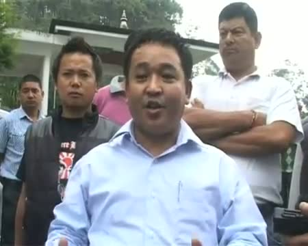 Rebel MLA creates ruckus in Sikkim Assembly