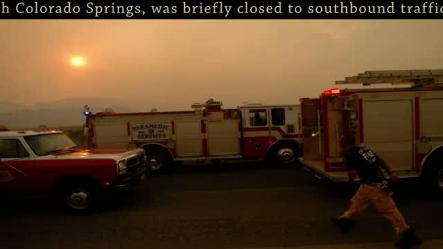 Wildfires Worsen in Colorado, 32000 Flee Homes