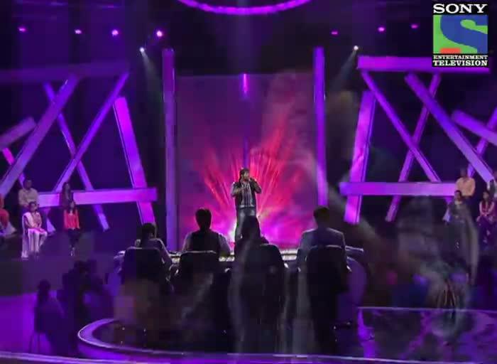 INDIAN IDOL SEASON 6 - EPISODE 9 - BEST PERFORMANCES - VIPUL MEHTA SINGING 'TU TOH JAANE NA ' AT GALA ROUND - 29TH JUNE 2012
