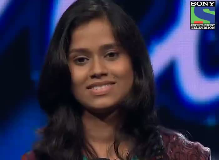 INDIAN IDOL SEASON 6 - EPISODE 10 - JUDGES COMMENTS - AMRITA GETS COMMENTS FROM ALL JUDGES  - 30TH JUNE 2012
