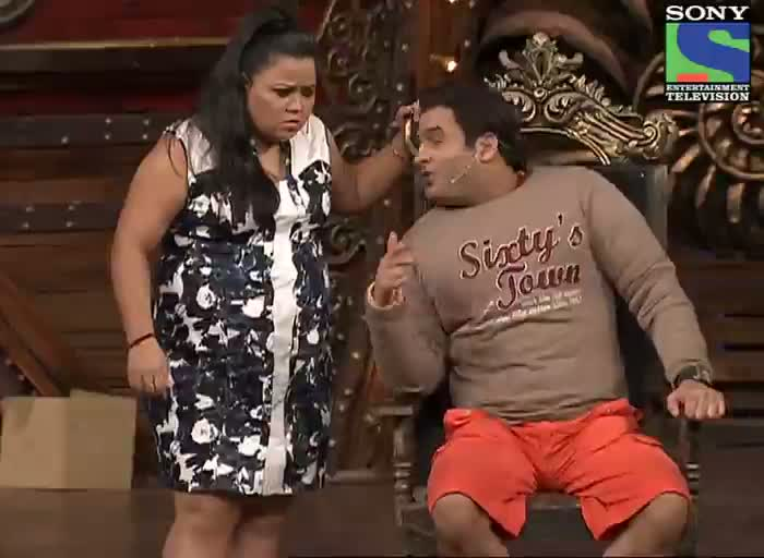 Kahani Comedy Circus Ki - Episode 42 - 1st July 2012 - Kapil Sharma & Bharti