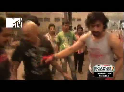 MTV Roadies 9 - Grand Finale (Ep 16) - Behind The Scenes