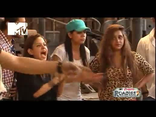 MTV Roadies 9 - Grand Finale (Ep 16) - Task 1