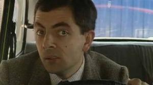 Car Park Chaos with Mr Bean - Chaos auf dem Parkplatz - Mr Bean