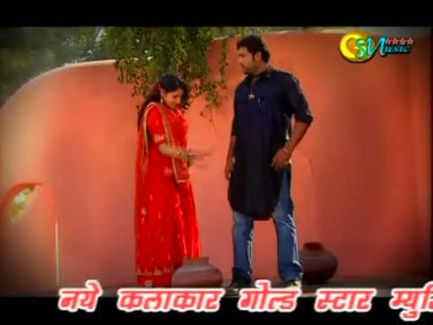 Panihari le Baithi (Haryanvi Latest Romantic Hot Video New Album Song) BY Subhash Fauji & Poonam