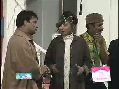 Munna Bhai MBBS - Pakistani Parody By Umar Shareef
