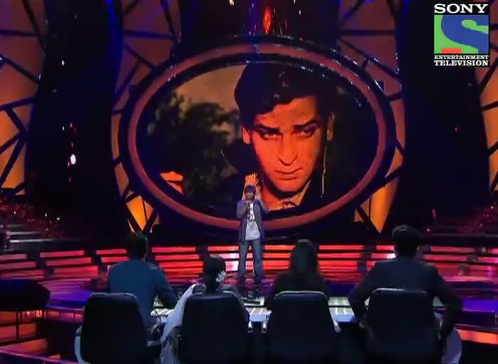 INDIAN IDOL SEASON 6 - EPISODE 12 - BEST PERFORMANCES - AMIT KUMAR SINGING 'TUM MUJHE YUN BULA NA PAOGE' - 7TH JULY 2012