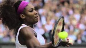 Serena Williams Wins 5th Wimbledon Title video
