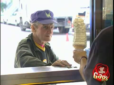Funny Mega Vanilla Ice Cream Galore!