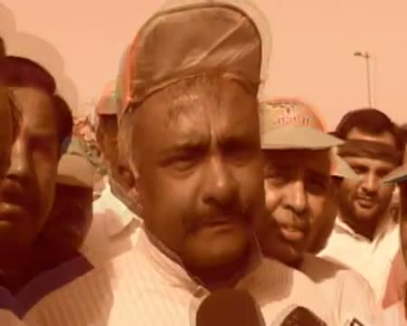 Sanjay Joshi fears for life, writes to Chidambaram