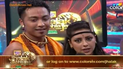 Jhalak Dikhla Jaa Season 5 (8th July 2012) Part5