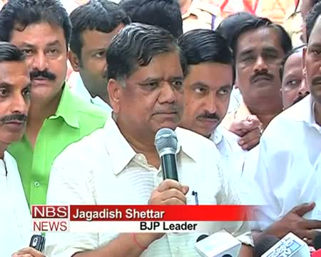 Shettar to swore in as Karnataka CM on July 12