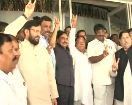 Sangma visits Mumbai
