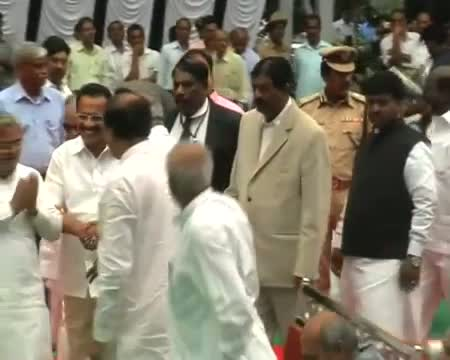 Shettar sworn in as Karnataka Chief Minister