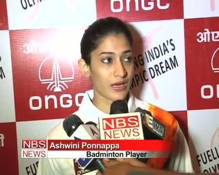 Ashwini Ponnappa eyeing Olympic Gold