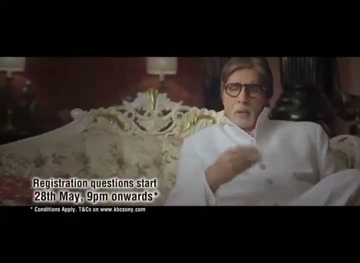 Kaun Banega Crorepati - Season 6 - Patidev Promo